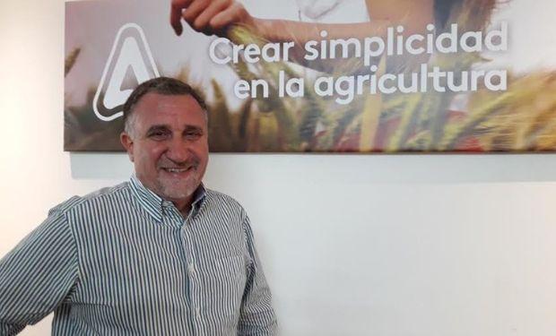 El Ing. Agr. Marcelo Valentin es el nuevo CEO de Adama