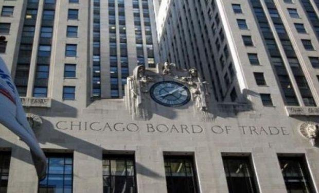 En una rueda muy volátil los futuros en Chicago cerraron con leves cambios.