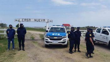 Sociedad Rural repudió la presencia de funcionarios nacionales en el campo de los Etchevehere