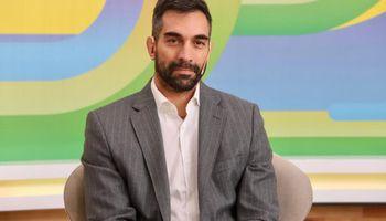 """Sebastián Calvo: """"Nos convertimos en una empresa de tecnologías disruptivas en la aplicación de fitosanitarios y fertilizantes"""""""