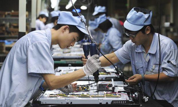 Economía china sigue en medio de una desaceleración gradual.