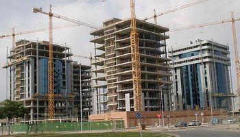 Cayeron la actividad y el empleo en la construcción