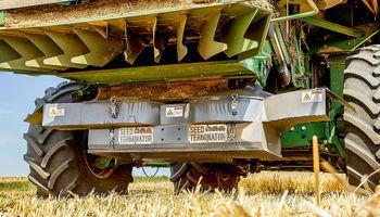 """Malezas: desde el """"Terminator"""" de semillas hasta la limpieza de maquinaria, métodos para evitar la dispersión en cosecha"""