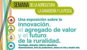Agricultura organiza muestra del campo con la mira puesta en el 2030