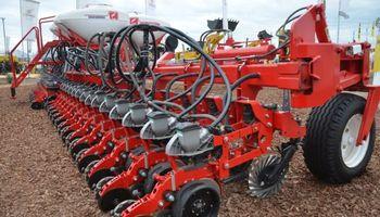 El plan de Crucianelli para vender 1.000 sembradoras en 2020