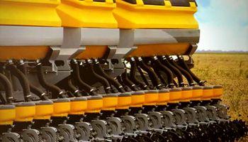 La venta de sembradoras creció 12% durante 2017