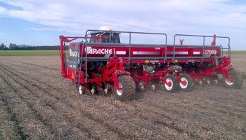 La tecnología al servicio de la siembra