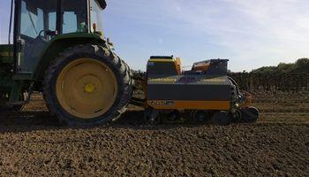 Sembradora de hortalizas: la vedette de El Pato Máquinas Agrícolas
