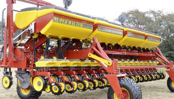 Rusia es el principal destino de las sembradoras argentinas