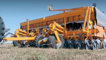Se vendieron menos sembradores que en 2009