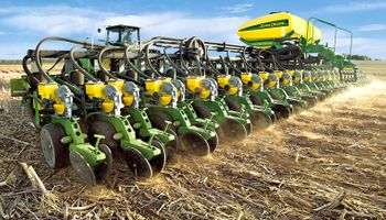 Cayeron un 39% las exportaciones argentinas de sembradoras