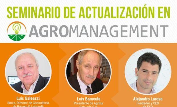 """El 4to encuentro tendrá como lema: """"Claves para repensar el liderazgo y la innovación en las empresas agropecuarias""""."""