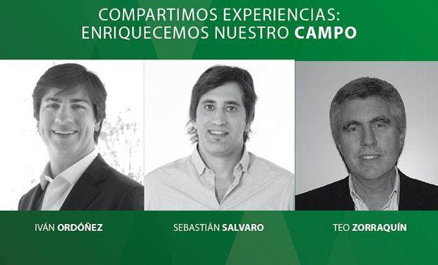 En la sexta edición los disertantes son: Iván Ordoñez, Sebastián Salvaro y Teo Zorraquín.