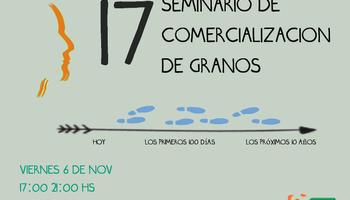 Nueva edición del Seminario de Comercialización de Granos