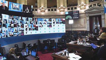 """¿Apagón de micrófonos?: la oposición denunció el """"atropello del kirchnerismo"""" en el Senado"""