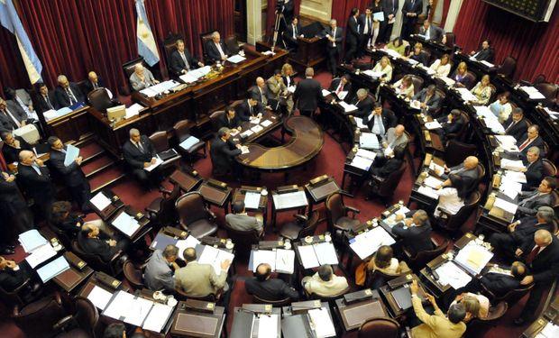 En la sesión especial del Senado se espera convertir en ley el proyecto de normalización de deuda.