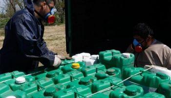 Postergan la incorporación del sistema de trazabilidad para fitosanitarios