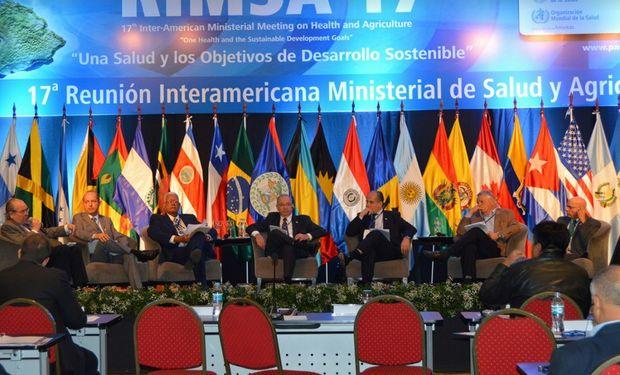 Asistieron por Argentina el secretario de Agricultura