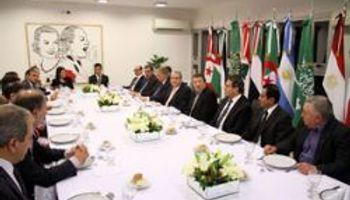 """Yauhar: """"el mundo cambió"""" y hay que afianzar la relación sur-sur"""