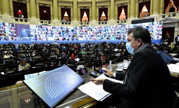 Con ausencia de propios, la oposición no logró el quorum y fracasó la sesión por la Ley de Biocombustibles