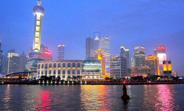 Comenzó a funcionar la zona de libre comercio de Shanghai