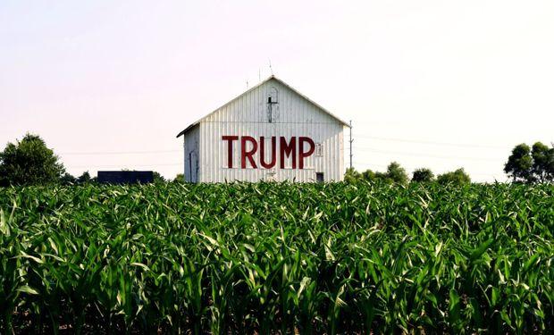 """El """"factor Trump"""" le agrega volatilidad al mercado, que espera la decisión de siembra de los productores en Estados Unidos."""