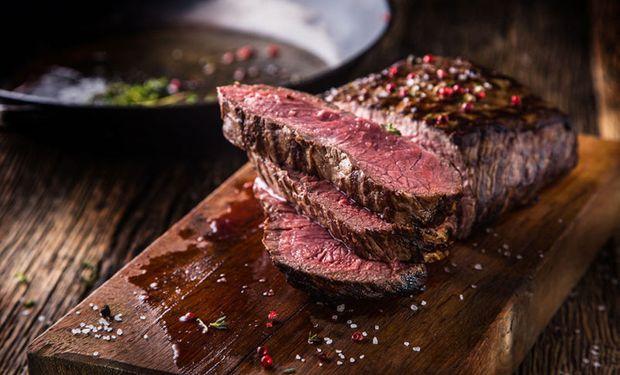 """""""Cada año recibimos más consultas por la carne argentina de alta calidad"""", destaca Ulises Forte, presidente del IPCVA."""