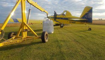 Siembra aérea: nació con la siembra directa y hoy es una buena opción para combatir malezas