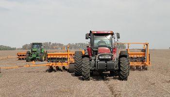 Cómo configurar el tren de siembra para la gruesa
