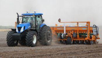 De qué se trata el revolucionario sistema de siembra que se encuentra probando el INTA