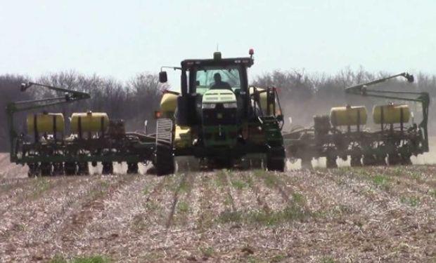 El USDA informó que el 65% del maíz se encuentra en condiciones buenas o excelentes, por debajo del 68% que esperaban los analistas.