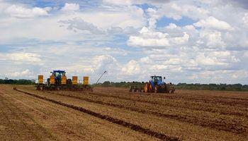 Uruguay: la siembra de soja sigue avanzando