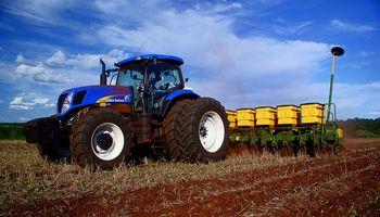 Con clima favorable, avanza la siembra de soja en centro y sur de Santa Fe