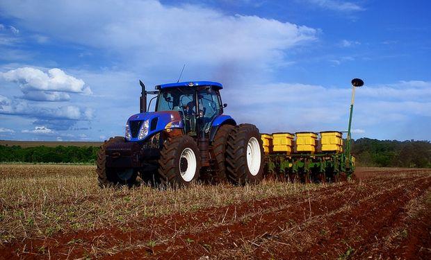 La siembra de soja llega al 37,3% del área estimada