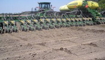 A todo ritmo comenzó la siembra de soja en Estados Unidos