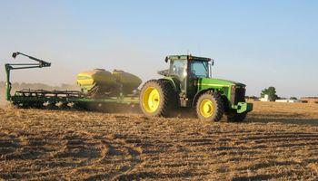 Comenzó la siembra de soja en la región núcleo
