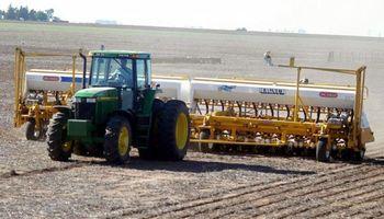 Centro norte de Santa Fe: lento avance para la siembra de soja
