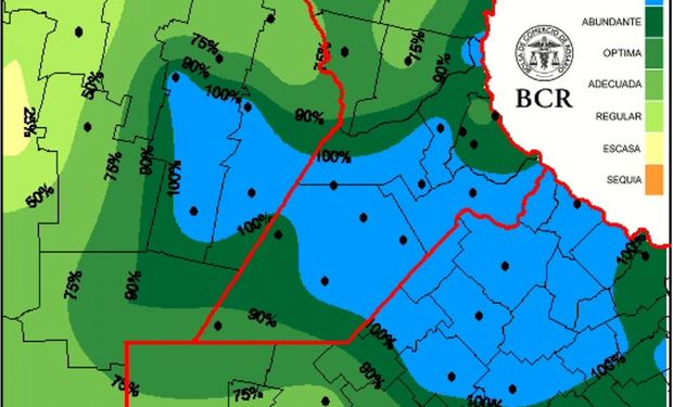 La zona más afectada por eventos fuertes será el norte de Buenos Aires.