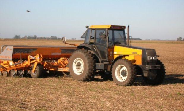 La siembra de trigo avanzó un 7,6 % sobre la superficie apta.