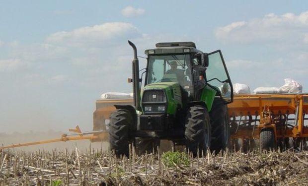 La Bolsa de Cereales de Buenos Aires prevé 4,3 millones de hectáreas.