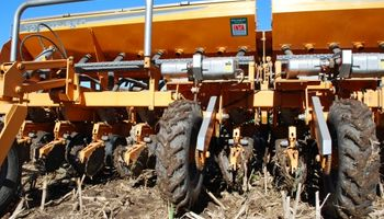 Importante aporte de la maquinaria argentina al programa de alimentación de Sudáfrica