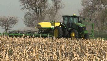 El USDA aumentó la estimación de superficie sembrada en Estados Unidos