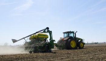 El USDA informó un fuerte avance de siembra en Estados Unidos