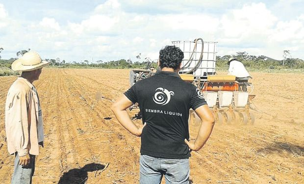 La compañía logró hacer pie en países limítrofes. En el caso de Paraguay llegó con su tecnología a pequeños productores y proyecta seguir creciendo.