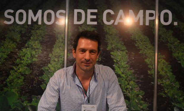 Pablo Poklepovic, Asistente Técnico  de Agro de YPF Directo.