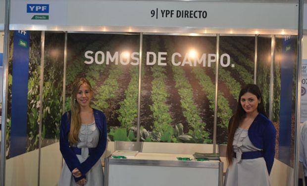 YPF Directo estuvo presente en el Simposio Fertilidad 2015.