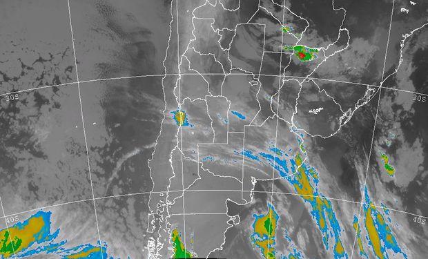 Los productores pueden estar tranquilos en el sentido de que no estamos frente a la vuelta de los eventos pluviales destacados de comienzos de abril.