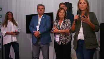 La fuerza femenina agroindustrial se hizo presente en Expoagro