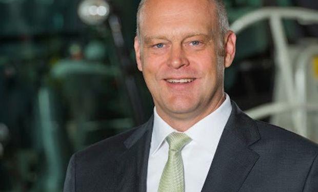 Thomas Böck, Director Ejecutivo (CEO) de CLAAS a partir del 1 de octubre.