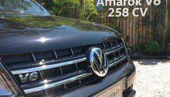 Llega una nueva Amarok V6, más potente que nunca